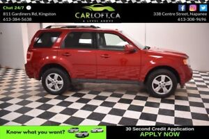 2012 Ford Escape Limited-LEATHER*HEATED SEATS*SUNROOF