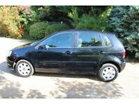 CHEAP CAR - 2005 VOLKSWAGEN POLO 1.2 S 5D 54 BHP
