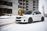 Subaru WRX 2013 Sedan - Beaucoup d'extras