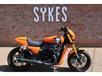 2018 Harley-Davidson XG750A Street Rod, in Orange