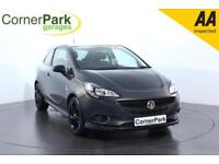 2015 VAUXHALL CORSA LIMITED EDITION S/S HATCHBACK PETROL