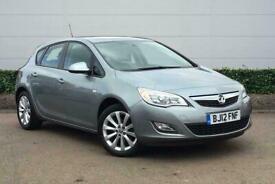 image for 2012 Vauxhall Astra 1.4i 16V Active 5Dr Manual Hatchback Petrol Manual