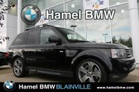 Land Rover Range Rover Sport 4WD 4dr SC 2010