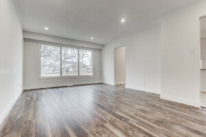 Main Floor Legally Renovated 3 Bedroom Unit ( May 1st Avail)