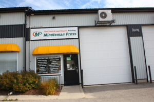 Commercial/Industrial Space for Lease in Fergus!
