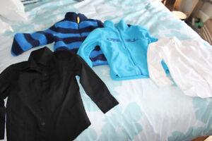 Chemises et vestes garçon 4 ans