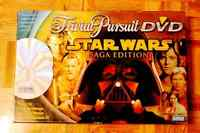 Star Wars Trivial Pursuit DVD Boardgame