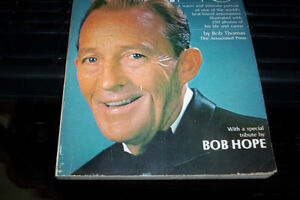 1977 Bing Crosby the One and Only tribute by Bob Hope also