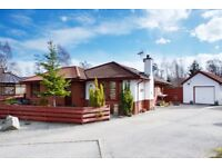 Aviemore self catering holiday rental for New Year 2017/8