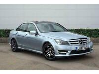 2012 Mercedes-Benz C Class C220 CDI Blueefficiency AMG Sport Plus 4Dr Automatic