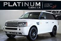 2008 Land Rover Range Rover Sport SUPERCHARGED/ NAVIGATION/ CANA