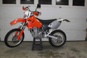 2001 KTM 400 EXC