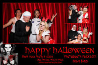 SCARY HALLOWEEN PHOTOBOOTH