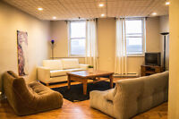 STUNNING LOFT 4 BEDROOMS NEWLY RENOVATED & FULLY FURNISHED NOW!!
