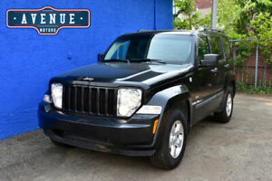 2010 Jeep Liberty North Edition Sport SUV, Crossover