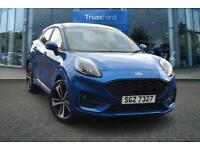 2020 Ford Puma 1.0 EcoBoost Hybrid mHEV ST-Line 5dr ** Low miles mint condition