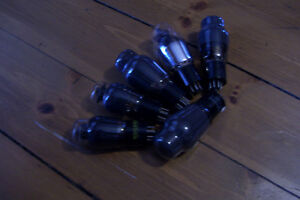 RARE OLD STOCK 6L6 POP BOTTLE STYLE TUBES ALL TESTED READY Stratford Kitchener Area image 4