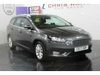 2017 Ford Focus TITANIUM Auto Estate Petrol Automatic