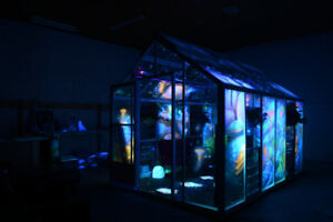 High End Glow In The Dark 8x12 BC Greenhouse Paid $10,000+