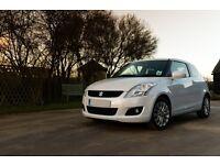 Suzuki swift SZ4 1.2 petrol