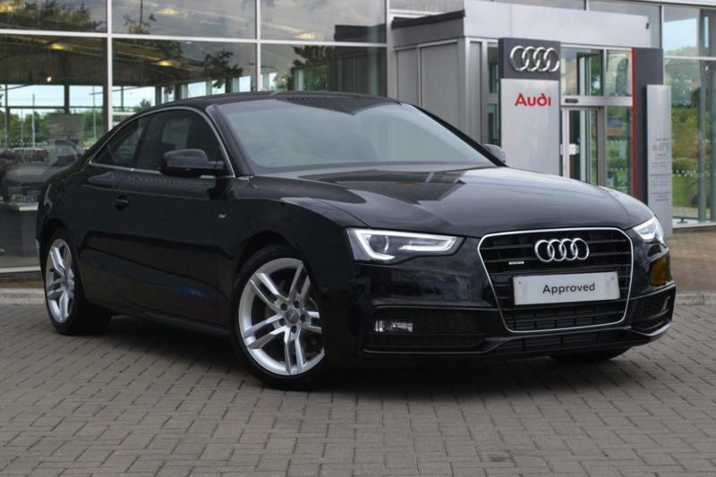 2015 audi a5 3 0 tdi 245 quattro s line 2dr s tronic automatic coupe in lincoln lincolnshire. Black Bedroom Furniture Sets. Home Design Ideas