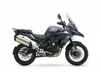 BENELLI TRK 502 X 500cc adventure enduro off road touring supermoto motorcyc...