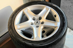 4 MAGS JANTES ACURA 5X114.3