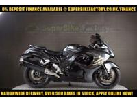 2007 57 SUZUKI GSX1300R HAYABUSA 1300CC 0% DEPOSIT FINANCE AVAILABLE