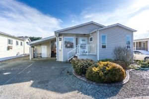 LOVELY 3 BDRM. 2FULL BATH 1260sMOBILE LOW! $198 MONTHY PAD FEES!