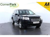 2009 LAND ROVER FREELANDER TD4 S ESTATE DIESEL