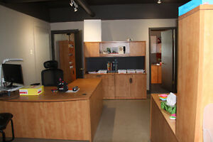Bright 2 room office space in downtown Vernon