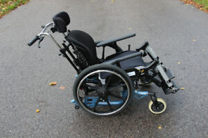 Ibis XA Tilt-In-Space Wheelchair
