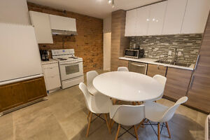 Large 5 bedroom downtown/5 Chambres a coucher centre ville