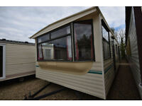 2002 Carnaby Siesta 31x12 3 bed Static Caravan | Rare Size | ON or OFF SITE