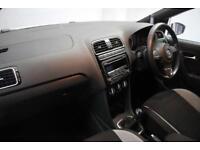 2012 Volkswagen Polo 1.2 TSI R Line (105 PS) 5-Dr Petrol white Manual