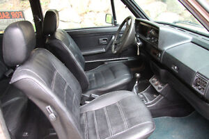 1983 VW Convertible Revelstoke British Columbia image 3