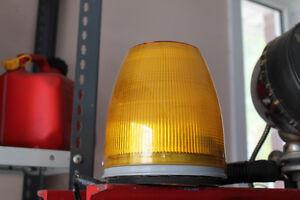 high end anber light