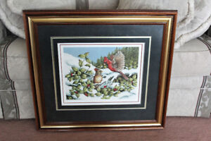 Christine Marshall Signed and Limited Edition Print