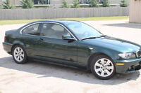 Safetied 2005 BMW 3-Series Coupe (2 door)