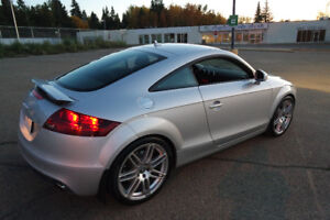 Sold #Low KMS 65000 kms Audi TT S AWD 3.2 VR6 MINT WOW RARE