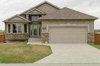 Gorgeous open concept BNG located in Lorette!