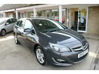 2013 Vauxhall Astra 1.6 i VVT 16v SRi 5dr Estate Petrol Manual