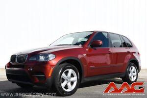 2011 BMW X5 NO ACCIDENTS Xdrive35i