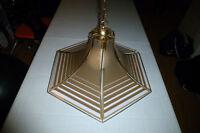 Vintage - Lampe de plafond pour cuisine