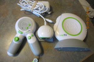 Leap Frog LEAPTV Educational Video Gaming System