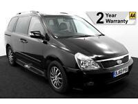 2011(60) KIA SEDONA 2.2 CRDi 3 LIBERTY AUTO LOW FLOOR WHEELCHAIR ACCESSIBLE