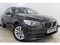 2015 15 BMW 5 SERIES 2.0 520D SE GRAN TURISMO 5DR AUTOMATIC 181 BHP DIESEL