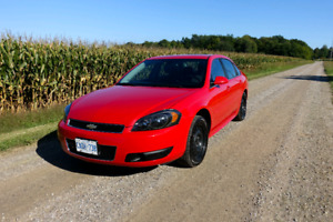 2012 Chevrolet Impala with 2 sets of tires+rims