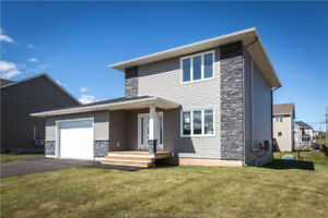 9 PEBBLE CREEK WAY, MONCTON - STUNNING NEW CONSTRUCTION