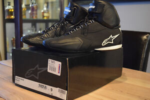 Alpinestars Faster Shoes size 9
